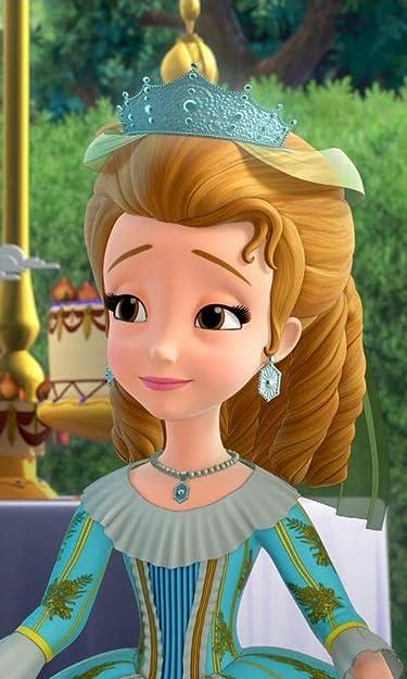 ディズニー  iPhone/Androidスマホ壁紙(480×800)-1 - 『ちいさなプリンセス ソフィア』アンバー (Princess Amber)