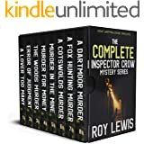 THE COMPLETE INSPECTOR CROW MYSTERY SERIES eight gripping crime thrillers box set (TOTALLY GRIPPING CRIME THRILLER AND SUSPEN