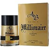 Lomani AB Sprit Millionaire 100ml Eau De Toilette, Multi (198193)