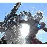 ウルトラマン Android(960×854)待ち受け 『ウルトラマンZ』爆撃雷獣 グルジオライデン,ウルトラマンゼット アルファエッジ