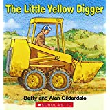 Little Yellow Digger Board Bk