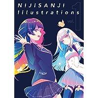 【Amazon.co.jp 限定】『NIJISANJI Illustrations vol.1』月ノ美兎&リゼ・ヘルエス…