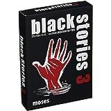 """コザイク ブラックストーリーズ3: とんでもなく過激な50の""""黒い""""物語 (2人以上用 2-222分 12才以上向け) ボードゲーム"""