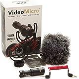 RODE Microphones ロードマイクロフォンズ VideoMicro 超小型コンデンサーマイク VIDEOMICRO 並行輸入品 [並行輸入品]