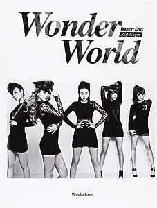 Wonder Girls(ワンダー・ガールズ)/2集 [韓国輸入盤]