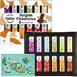 Galler ガレー チョコレート ベルギー王室御用達 ミニバー12本入 ギフトボックス 【公式限定カード付】