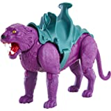 Masters of The Universe Origins Panthor Action Figure, Skeletor's Loyal Panther-Like Beast for Motu Play and Display, for Col
