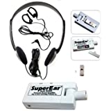 SuperEar Sonic Ear Personal Sound Amplifier Model SE5000 with Directional Compact Swivel Microphone Increases Ambient Sound 5