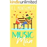 Music Man: A Rock Star/Curvy Girl Romantic Comedy (Romance in Rehoboth Book 1)
