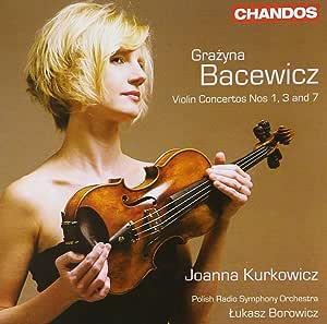 Violin Concertos Nos 1 3 & 7