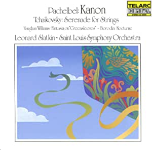 Kanon / pachelbel (Tchaikovsky)