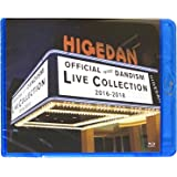 LIVE COLLECTION 2016-2018【one-man tour 2019会場・通販限定版】[Blu-ray]