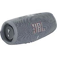JBL CHARGE5 Bluetoothスピーカー 2ウェイ・スピーカー構成/USB C充電/IP67防塵防水/パッシ…