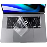 Ultra Thin Keyboard Cover for 2020 Newest MacBook Pro 13 inch A2338 (M1) A2289 A2251 & 2020 2019 New MacBook Pro 16 inch A214
