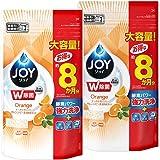 【まとめ買い】 ジョイ 食洗機用洗剤 オレンジピール成分入り 詰め替え 特大 930g×2個