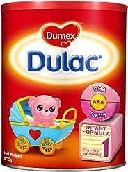Dumex Dulac Stage 1 Infant Milk Formula, 0-6 months, 800g