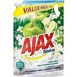 Ajax Fabuloso Apple Multi Purpose Floor Cleaner 1.4L Refill, 1.4 liters
