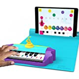 Plugo Tunes by PlayShifu - Piano Learning Kit | Musical STEAM Toy for Ages 4-10 - Music Instruments  Boys & Girls (Works with