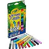 Crayola 16 Count Wash Pip Squeaks Skinnies- Fine Line