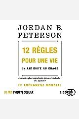 12 règles pour une vie Audible Audiobook