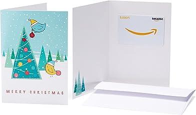Amazonギフト券(グリーティングカードタイプ)