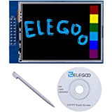 Elego UNO R3 7.1cm TFT Touch Screen with SD Card Socket w/ All Technical Data in CD for Arduino UNO R3, MEGA2560