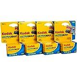 Kodak カラーネガフィルム 35mm ULTRAMAX400 36枚撮 4本セット