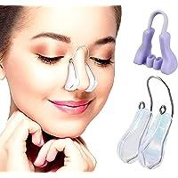 MonikaSun 鼻筋美容師 鼻クリップ 鼻高 鼻痩せ ノーズクリップ 美鼻セレブ 小顔グッズ シリコン 装着簡単 鼻…