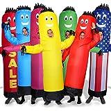 LookOurWay Air Dancers® Inflatable Tube Man Costume, Blue