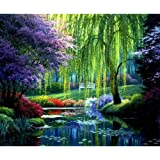 DIY 5D Diamond Painting Kits for Adults Full Drill Embroidery Paintings Rhinestone Pasted DIY Painting Cross Stitch Arts Craf