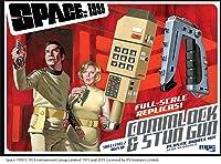 MPC スペース1999 スタンガン&コムロック 1/1スケール プラモデル