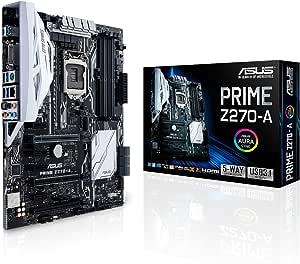 ASUSTeK Intel Z270搭載 マザーボード LGA1151対応 PRIME Z270-A 【ATX】