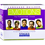 Stages Learning Materials Language Builder Emotion Picture Cards Expressions, Conversation, and Situation Photo Cards for Aut