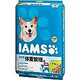 アイムス (IAMS) ドッグフード アイムス 成犬用 体重管理用 中粒 チキン 12kg