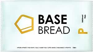 BASE BREAD ベースブレッド 完全食 完全栄養食 完全栄養パン 4袋8個セット(1袋2個入り)