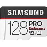 Samsung Micro SDXC 128GB Pro Endurance/w Adapter, UHS-1 SDR104
