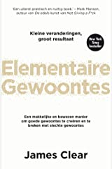Elementaire gewoontes Paperback