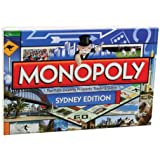 Sydney Monopoly Board Game