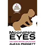 Moonshine Eyes: A Bad Boy Rockstar Romance (Seattle Sound series Book 3)