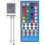 SUPERNIGHT 40keys RGBW LED Remote Controller for 3528 5050 SMD Flexible LED Strip Light LED Ribbon