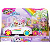Happy Places Shopkins 57332 Rainbow Beach Convertible