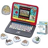 【メーカー特典】アンキロサウルスマウスカバー + マウスでバトル!! 恐竜図鑑パソコン + ACアダプター 限定セット!