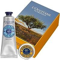 L'OCCITANE 面部乳&乳木果油套装 30毫升+10毫升
