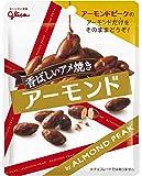 江崎グリコ 香ばしいアメ焼きアーモンド 35g ×10個