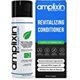 Amplixin Revitalizing Argan Oil Conditioner - Hair Regrowth Deep Conditioning Treatment For Men & Women - Sulfate Free Preven