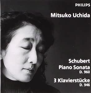 Piano Sonata D.960 / 3 Klavierstucke D.946