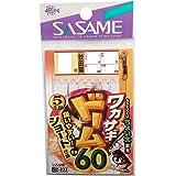 ささめ針(SASAME) ワカサギドーム60 C-227