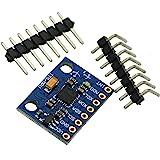 MPU-6050 使用  3軸ジャイロスコープ・3軸加速度センサー モジュール