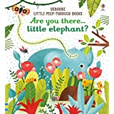 Little Peep-Through: Are You There Little Elephant?