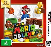 3DS NS Super Mario 3D Land